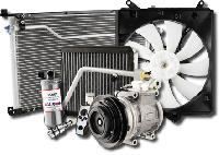 Car Air Conditioning Parts