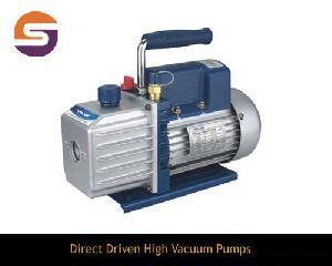 Direct Driven High Vacuum Pumps