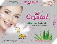 Crystal Aloevera Facial Kit
