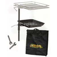 Rebel Portable Charcoal Grill