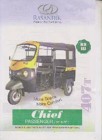 Chief Rasandik Auto 3Wheeler Vehicle