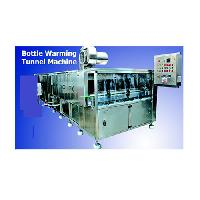 Bottle Warmer, Cooling Tunnel
