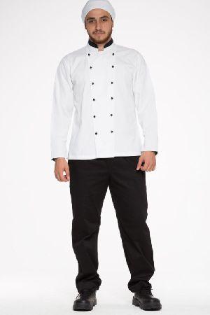 Long Sleeve Chef Jacket
