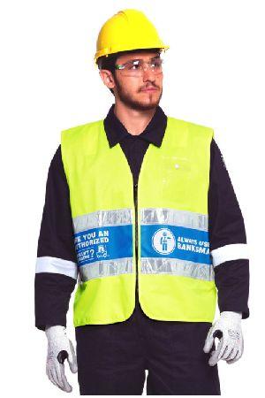 Customised Engineer Vest