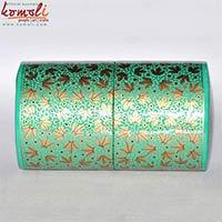 Cylindrical Paper Mache Box