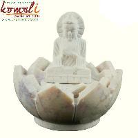 Lotus Buddha Stone