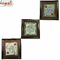 Wire Art Ganesha Madhubani Painting