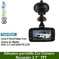 Advance Portable 3.5 Inch Tft Car Camcorder