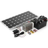 Solar Home Power Kit