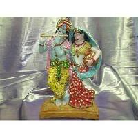 Decorative Radha Krishna Statue