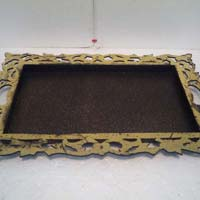 Wooden tray for wedding