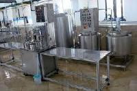 Liquid Milk Processing Plants