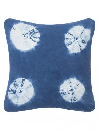 Dyed Cotton Cushion Cover