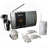 Auto Dial Wireless Alarm System