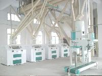 corn dry milling plant