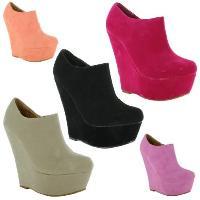 Classy Wedge Heels Sandals