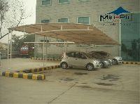 car parking tents