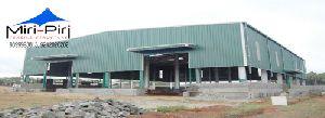 Warehouse Steel Building