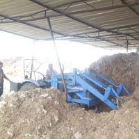 Garbage Handling Wheel Loader