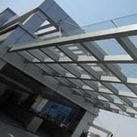 Glass Patch Fitting Services