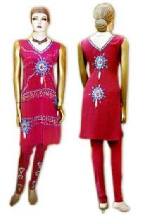 Bridal Churidar Suit