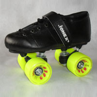 Jonex Gold Shoe Roller Skates