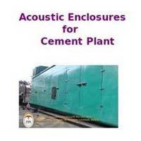 Cement Plant Acoustic Enclosure