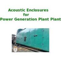 Power Generation Plant Acoustic Enclosure