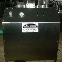 Automatic Four Head Air Jet Cleaning Machine