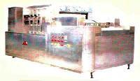 Linear Bottle Vial Washing Machine