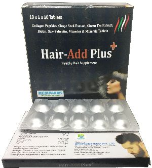 Hair-addplus+ Tablets