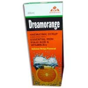 Dreamorange Multivitamin Drugs