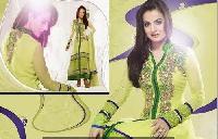 Celebrity Anarkali Dress