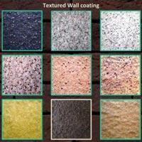 Colored Quartz Wall Texture