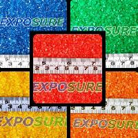 Colored Quartz Terrazzo Chips