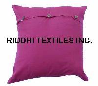 Woven Cotton Cushion Cover