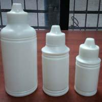 Plastic Ink Bottles