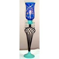 Iron Candle Holder: Pm00230028