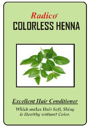 Colorless Henna Powder