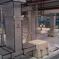 Modular Cleanroom Ceilings