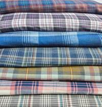 Recycled Cotton & Polyester Fabric