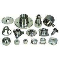 Cnc Turned Machine Components
