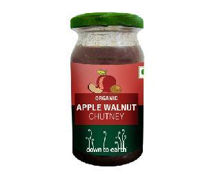 Apple Walnut Chutney
