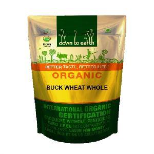 Organic Whole Grain Buckwheat