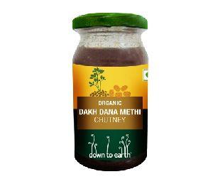 Dakh Dana Methi Chutney