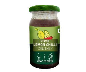 Lemon Chilli Chutney