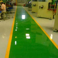 Floor Coating Paint Services