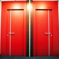 Fire Rated & Non Fire Rated Steel Doors