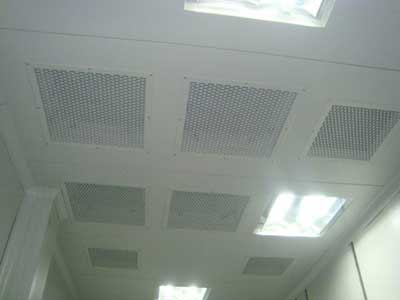 Load Bearing Ceiling