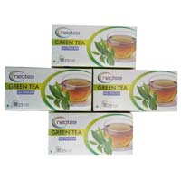 Green Tea Thulasi